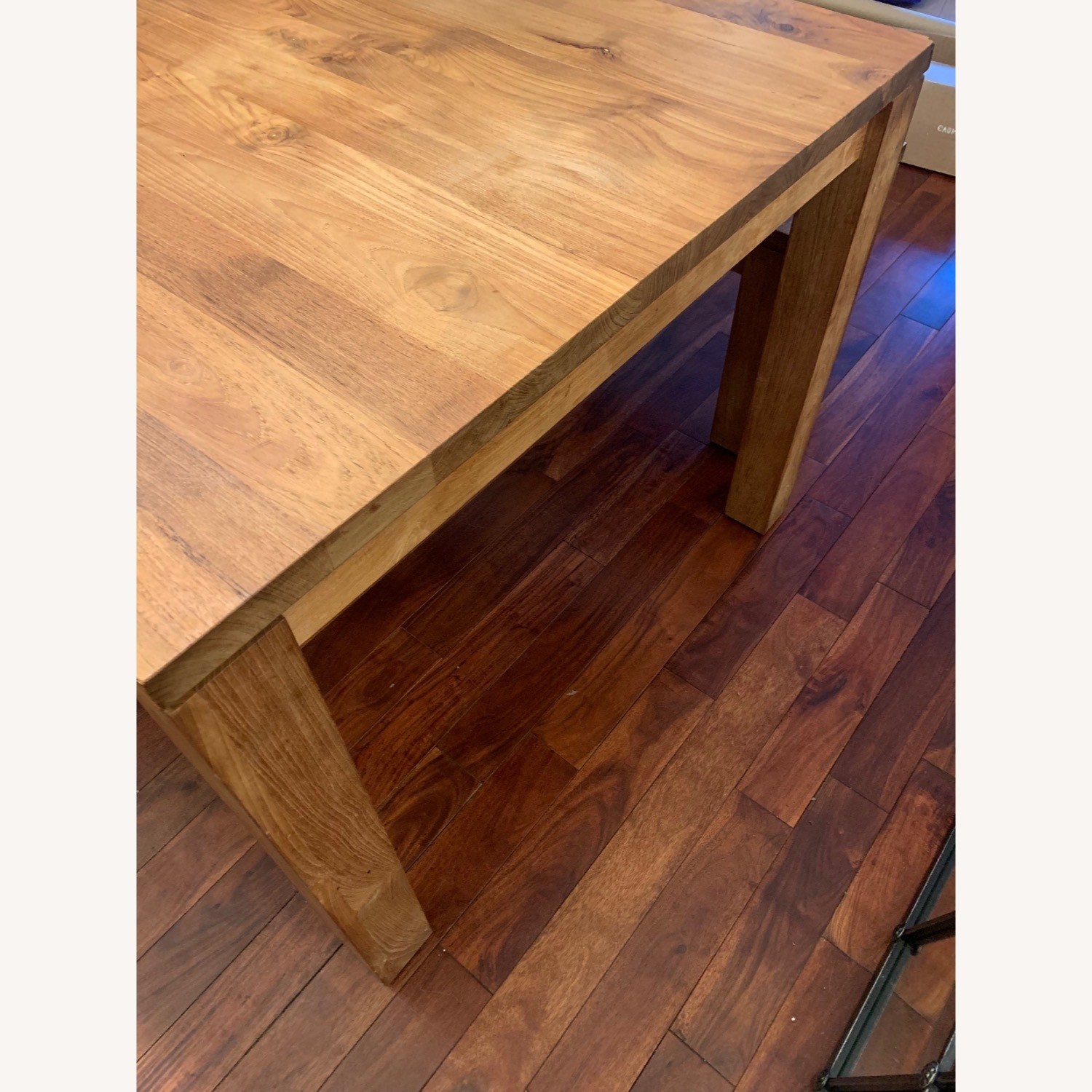 Crate & Barrel Pacifica Dining Table - image-6