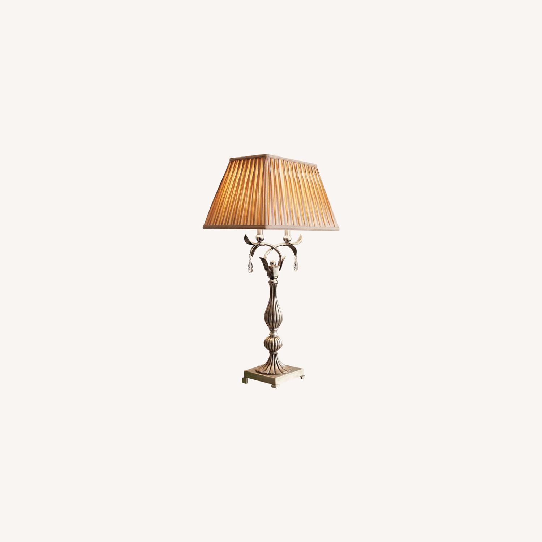 Horchow Floraine Table Lamp - image-0