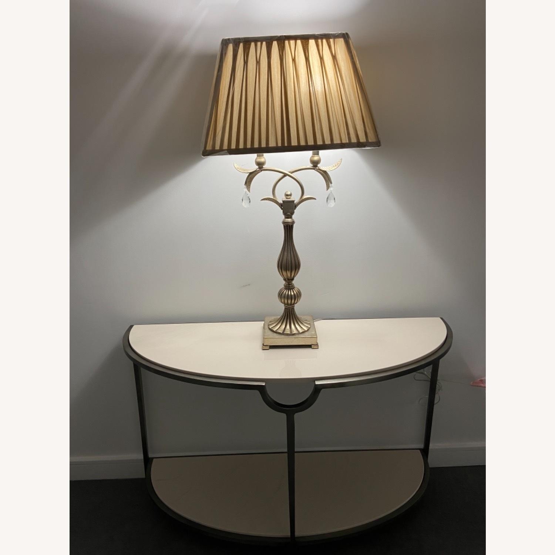 Horchow Floraine Table Lamp - image-2
