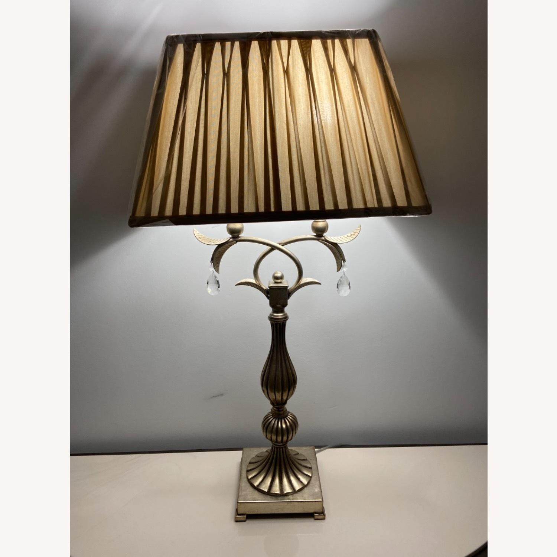 Horchow Floraine Table Lamp - image-3