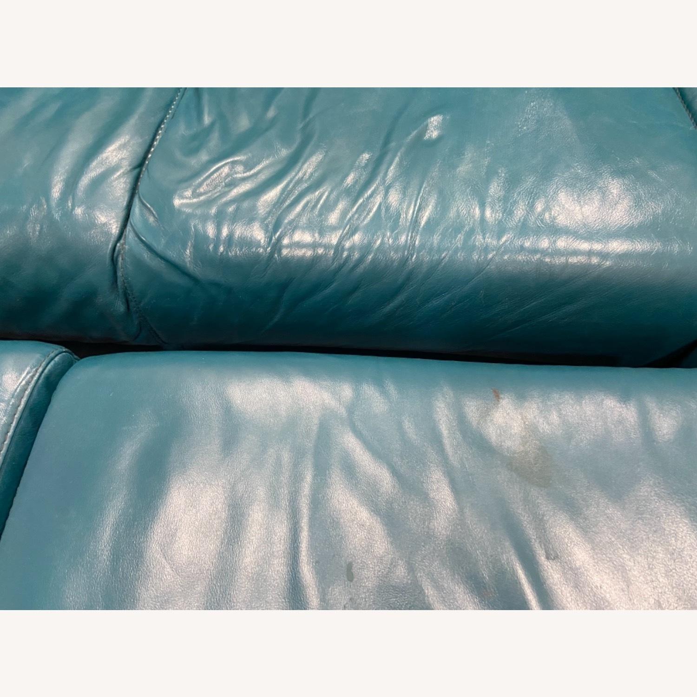 IKEA HAMRA Blue Sectional - image-7
