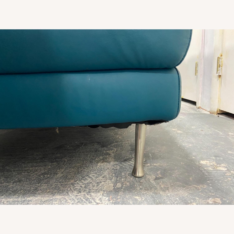 IKEA HAMRA Blue Sectional - image-8