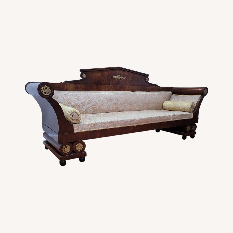 Antique Sofa - image-0