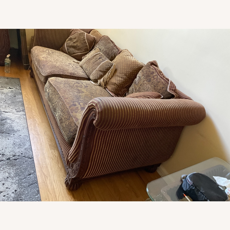 Old World Charm Sofa - image-2