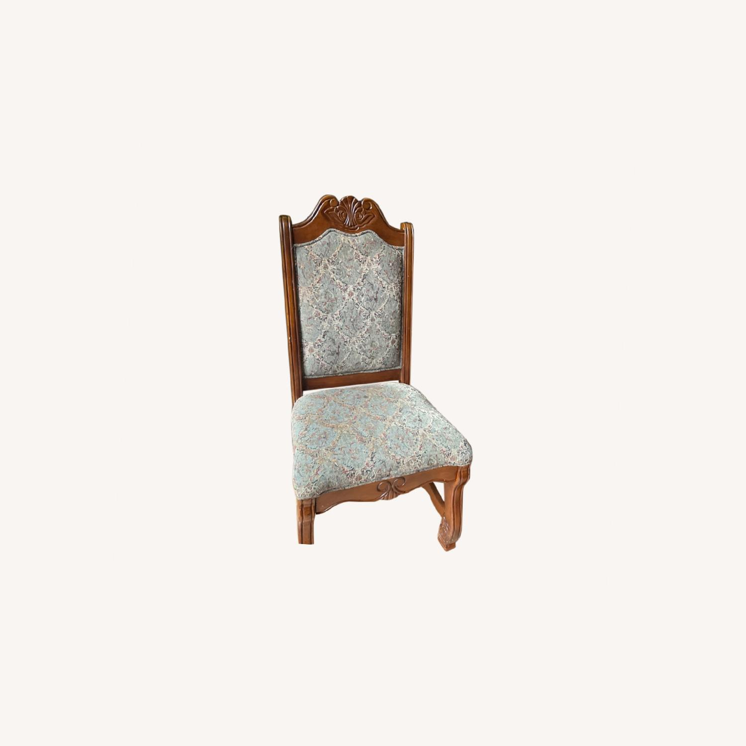 Set of 4 Dining Chairs - image-0