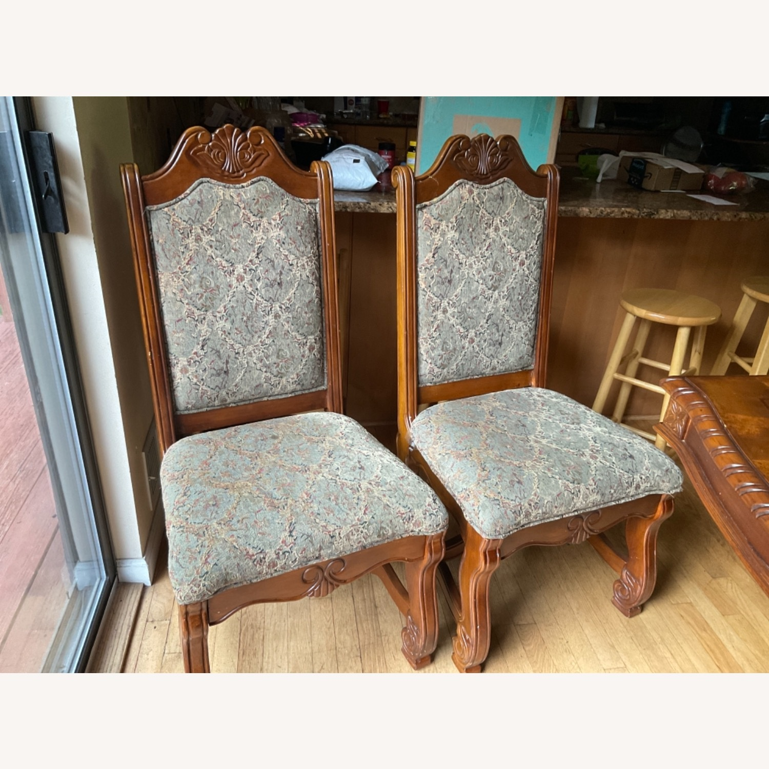 Set of 4 Dining Chairs - image-2