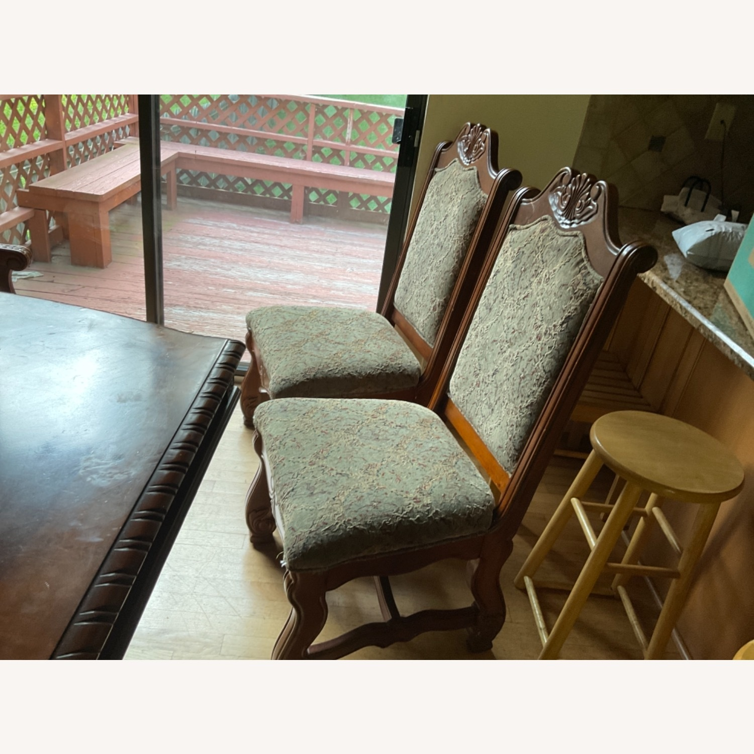 Set of 4 Dining Chairs - image-1