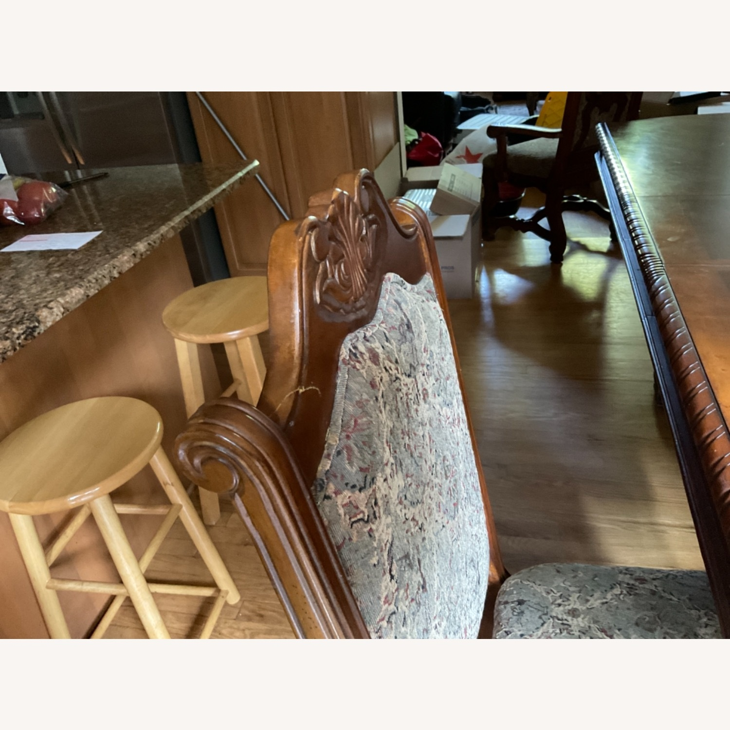 Set of 4 Dining Chairs - image-5