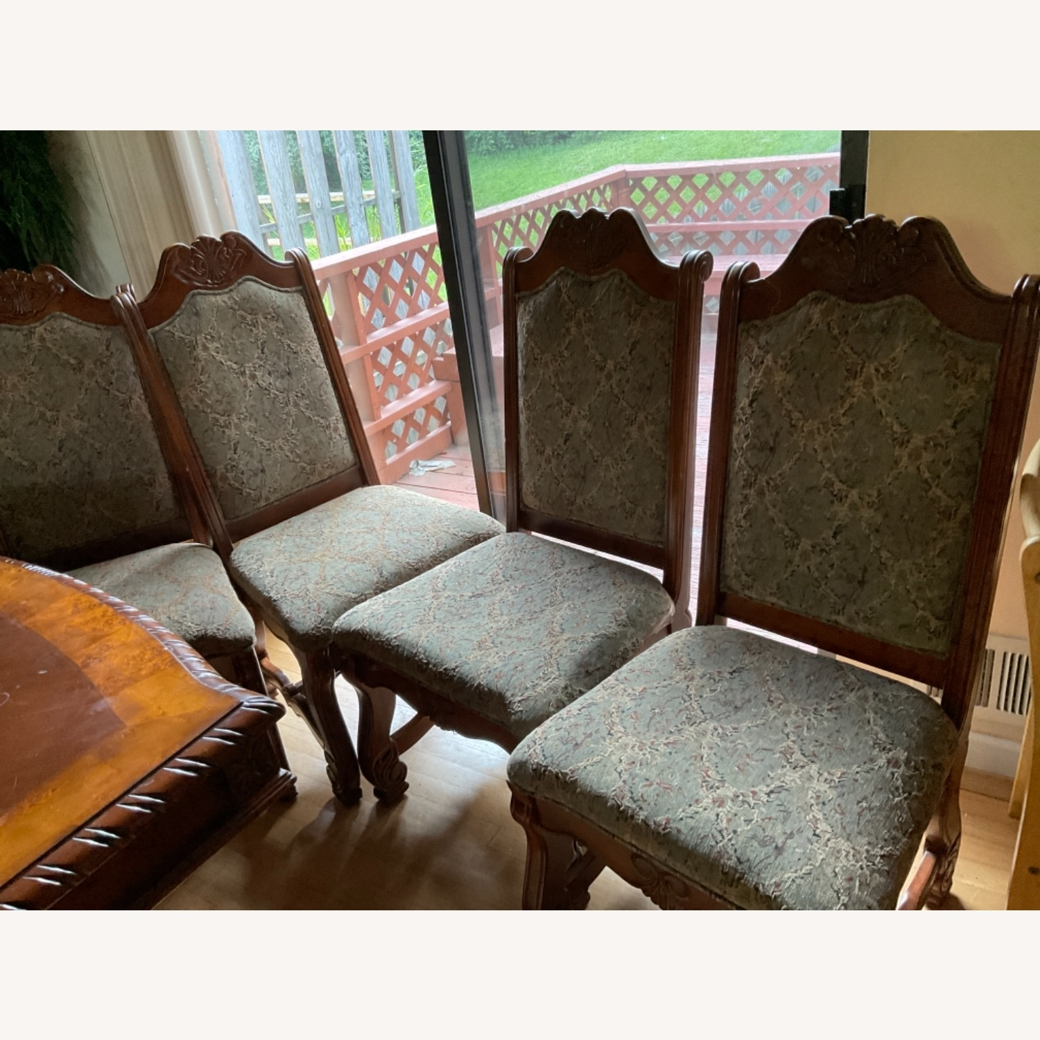 Set of 4 Dining Chairs - image-3