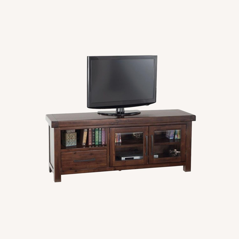 "Bob's Discount Furniture 64"" TV/Media Console - image-0"