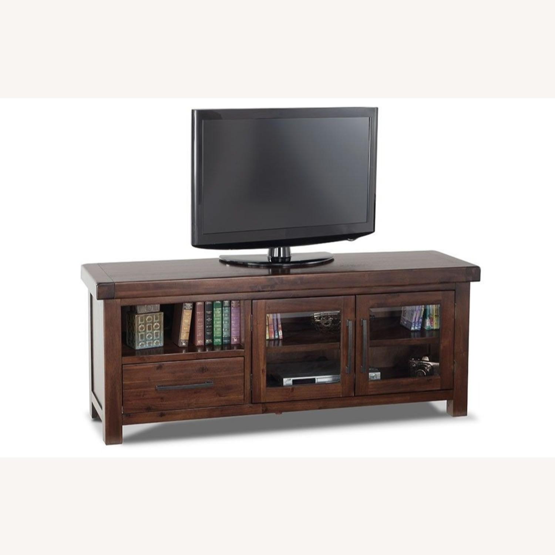 "Bob's Discount Furniture 64"" TV/Media Console - image-1"