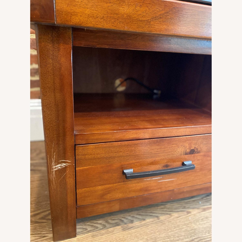 "Bob's Discount Furniture 64"" TV/Media Console - image-4"