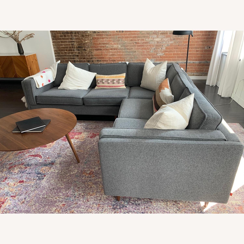 Gus Modern Sectional Sofa - image-2
