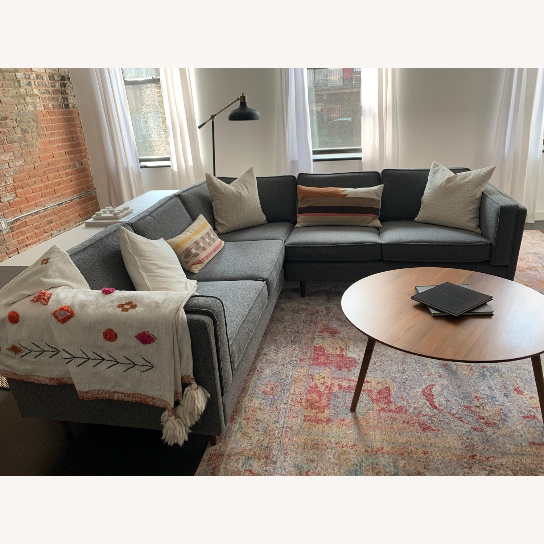 Gus Modern Sectional Sofa - image-1