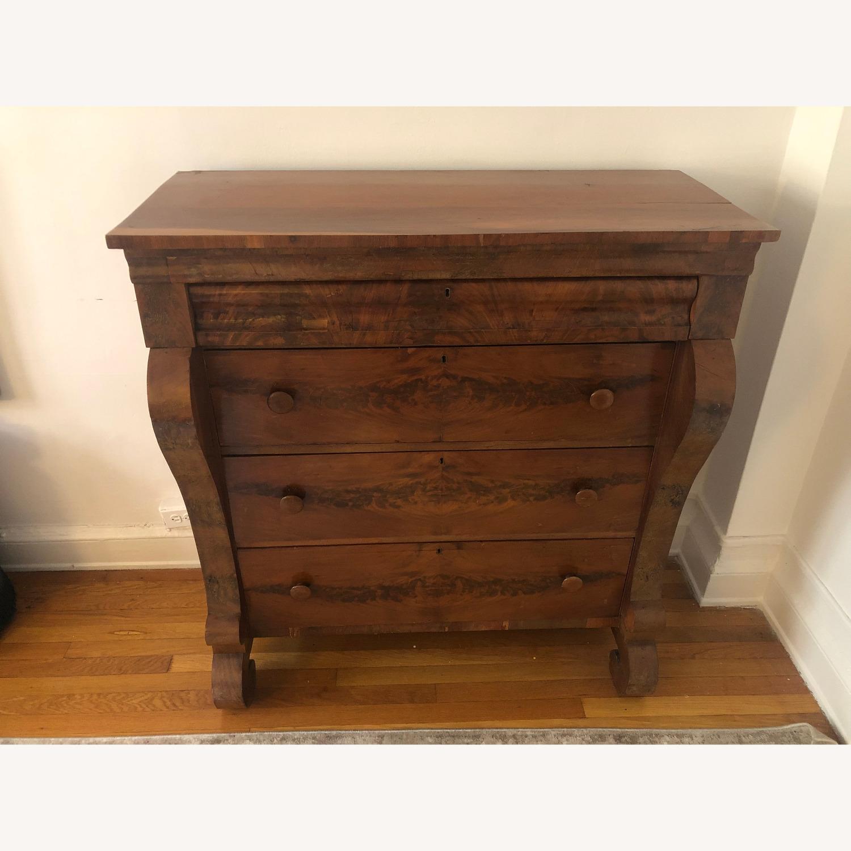 Antique Empire Dresser Circa 1800 - image-1