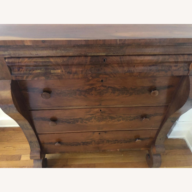Antique Empire Dresser Circa 1800 - image-5
