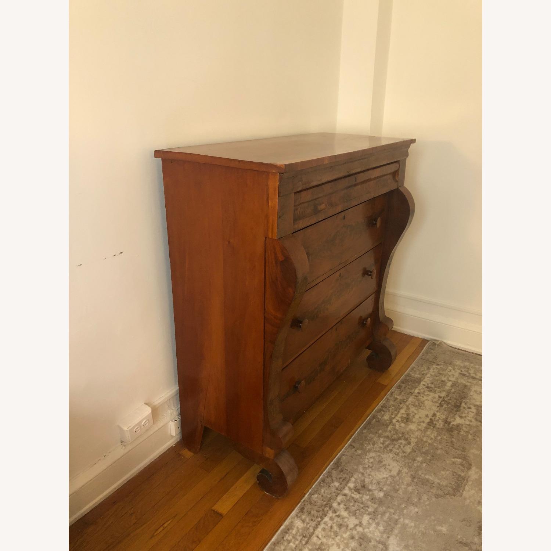 Antique Empire Dresser Circa 1800 - image-2