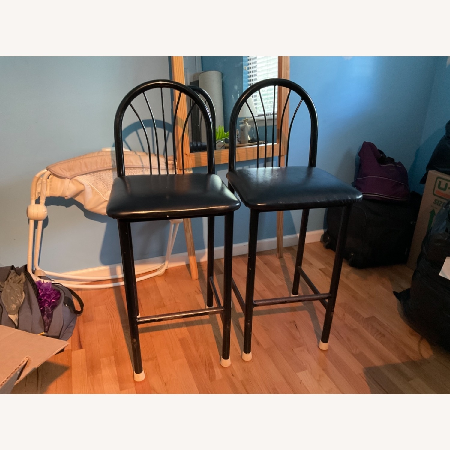 High Back High Chairs - image-1