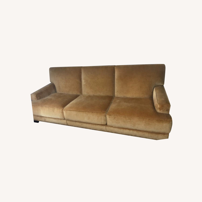 Jean Michael Frank Style Sofa - image-0