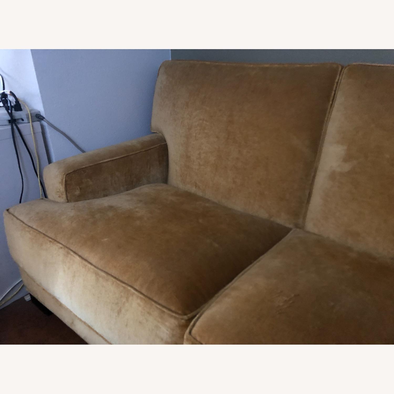Jean Michael Frank Style Sofa - image-3