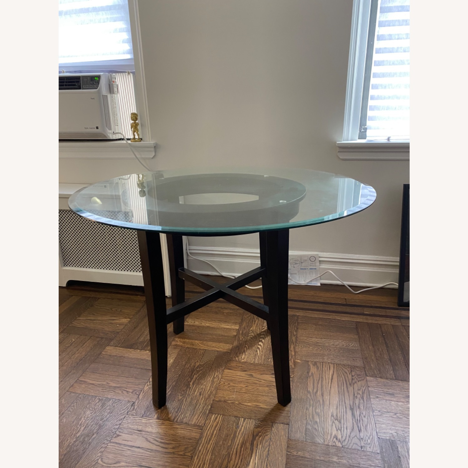42 Glass Table - 2 Pieces - image-2
