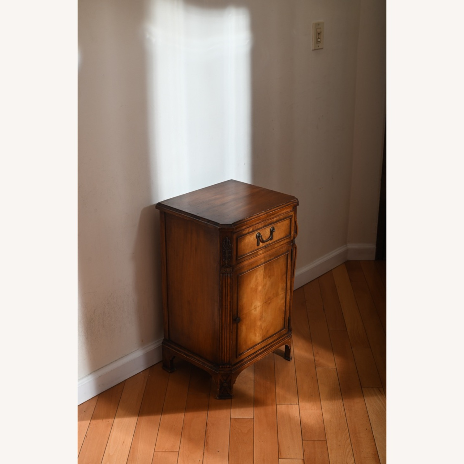 Antique Pear Wood Cabinet - image-4