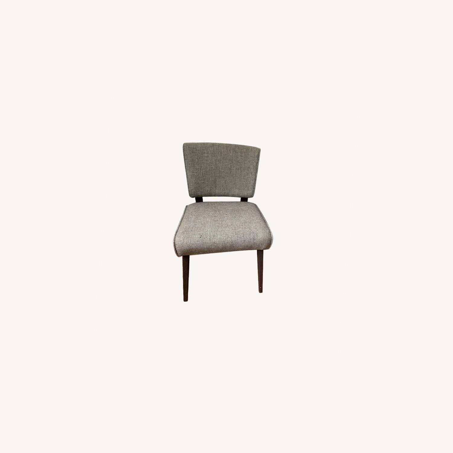 Vintage Mid Century Accent Chairs - image-0