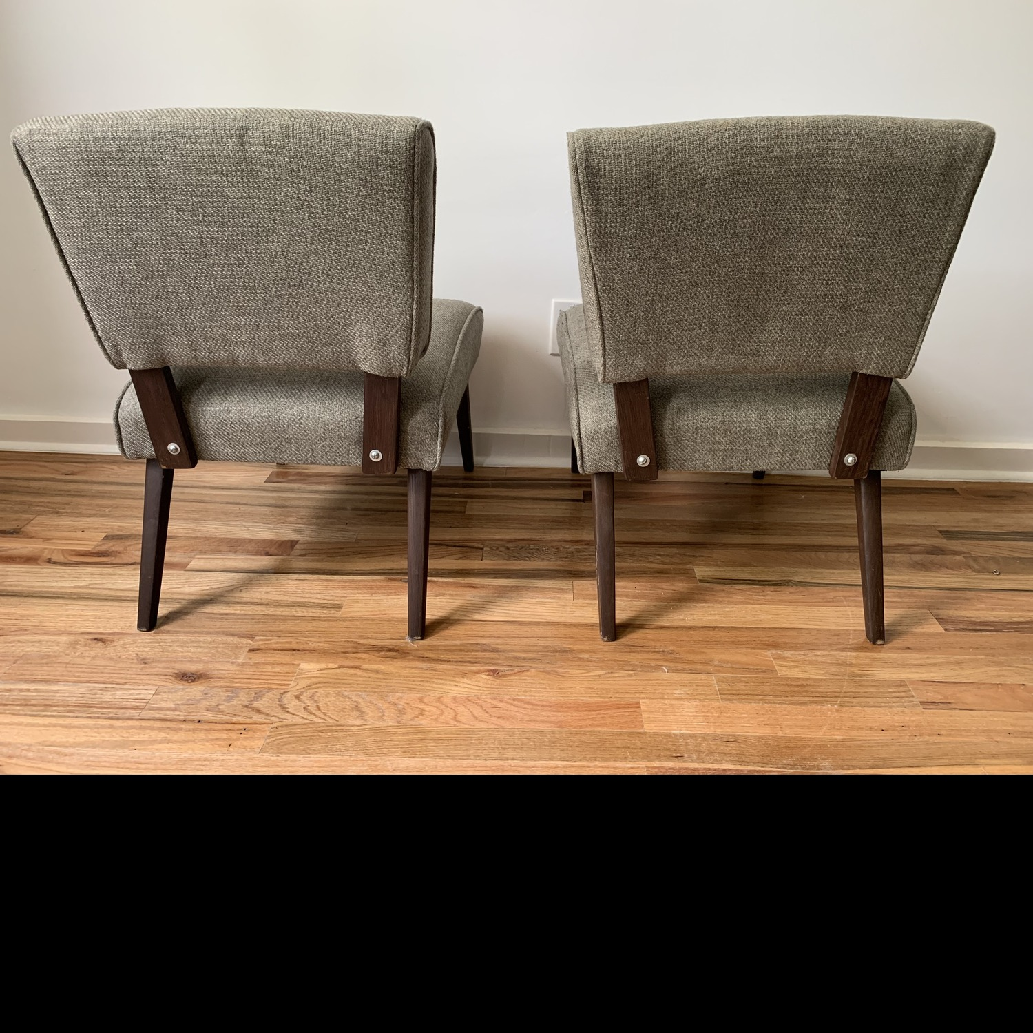 Vintage Mid Century Accent Chairs - image-2