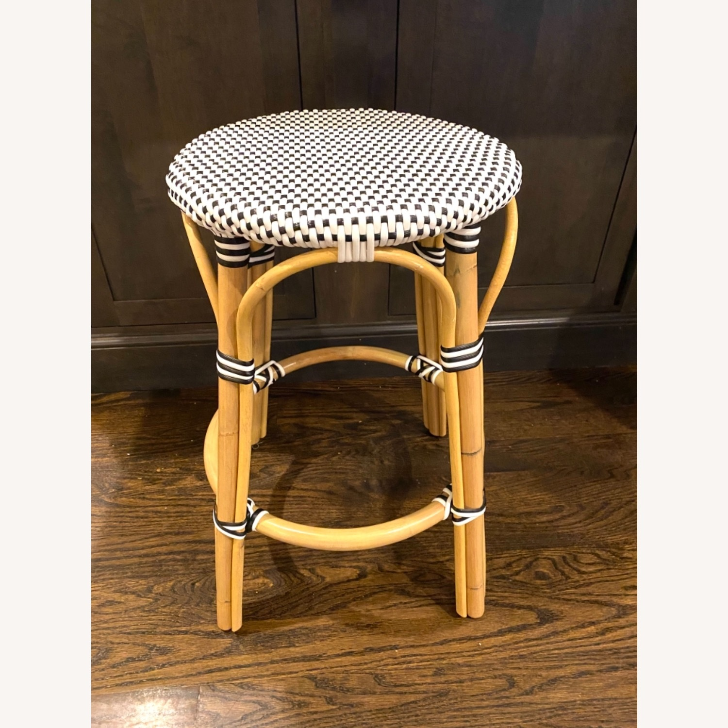 Wayfair (Serena Lily style) Counter Stools - image-1