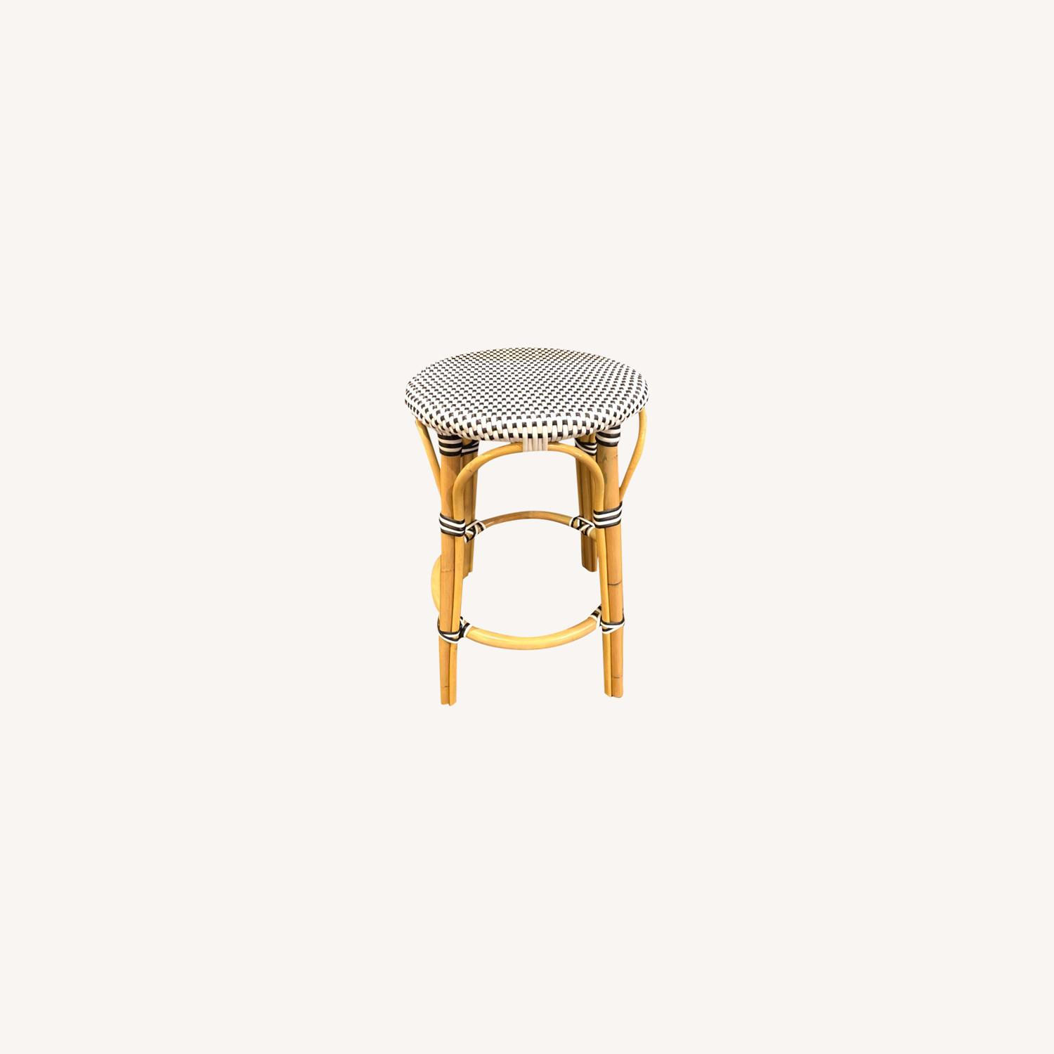 Wayfair (Serena Lily style) Counter Stools - image-0