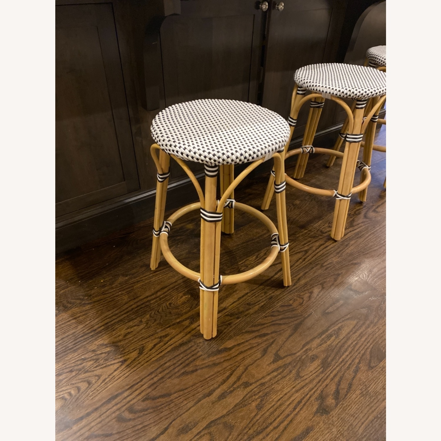 Wayfair (Serena Lily style) Counter Stools - image-3