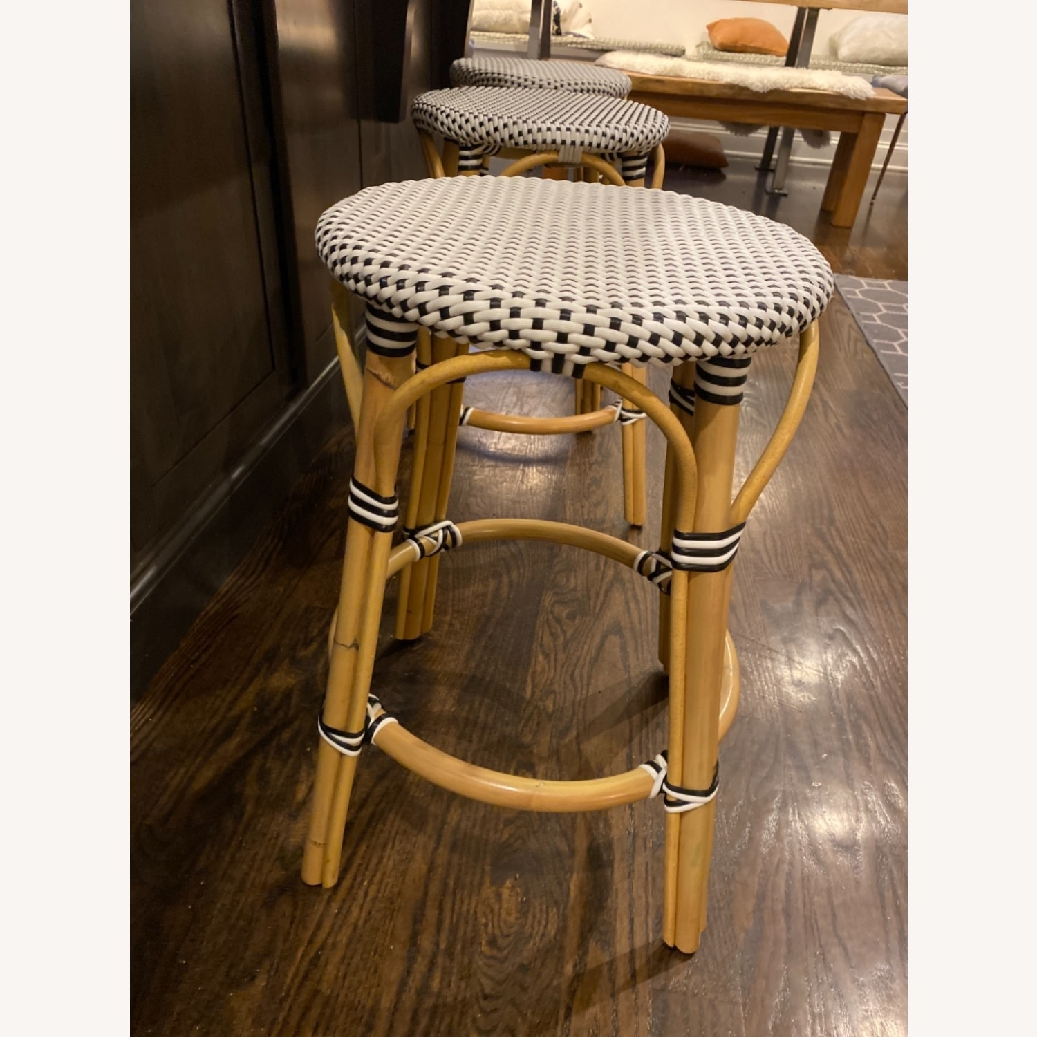 Wayfair (Serena Lily style) Counter Stools - image-4