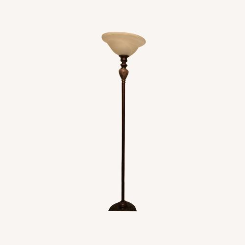 Used The Bombay Company Floor Lamp for sale on AptDeco
