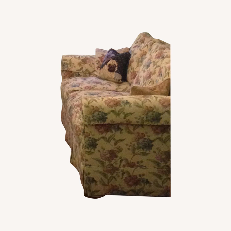 Classic Sofa Brand Custom Roll Armchair - image-4