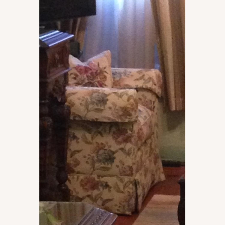 Classic Sofa Brand Custom Roll Armchair - image-1