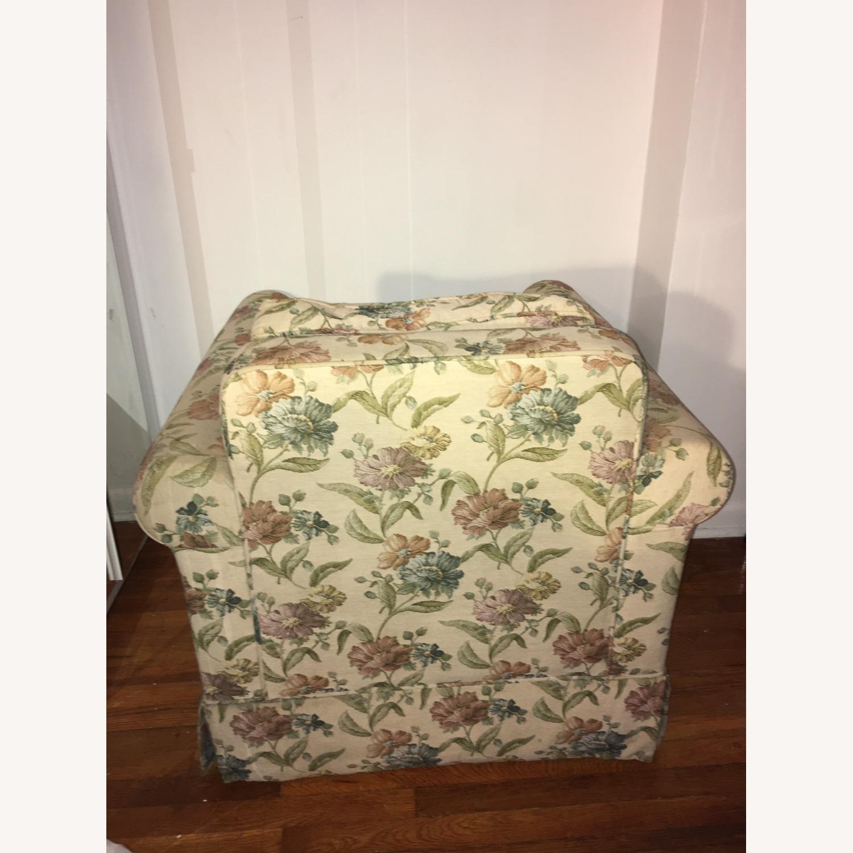 Classic Sofa Brand Custom Roll Armchair - image-6