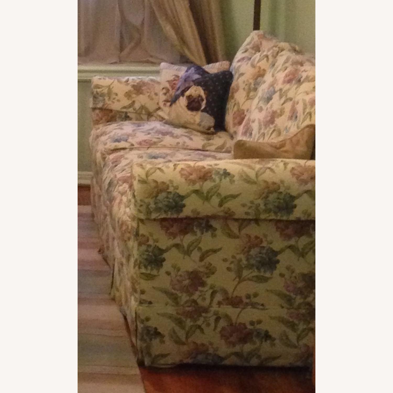 Classic Sofa Brand Custom Roll Armchair - image-3