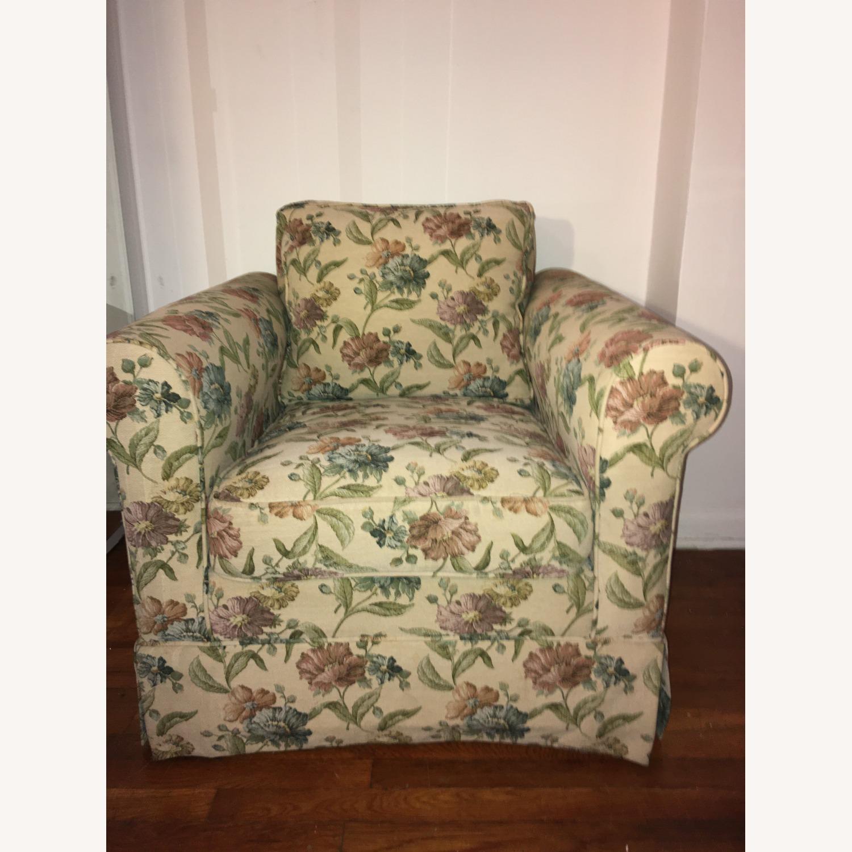 Classic Sofa Brand Custom Roll Armchair - image-5