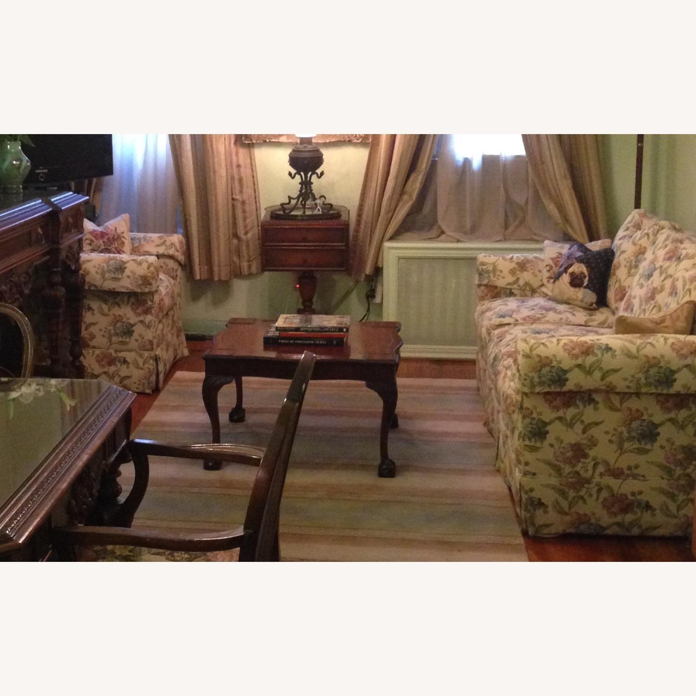Classic Sofa Brand Custom Roll Armchair - image-2