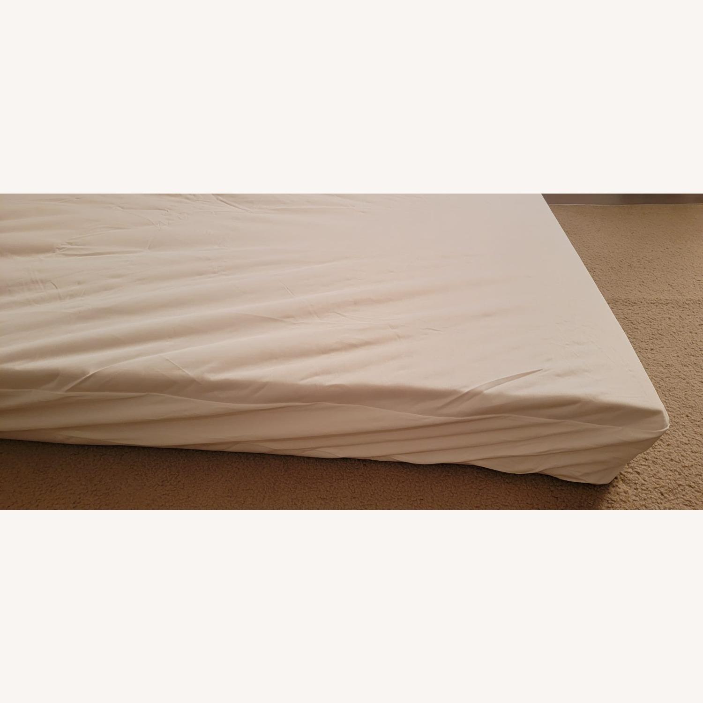 IKEA BRIMNES King Bed Frame with Storage - image-9