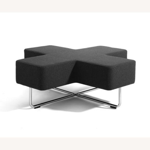 Used Allermuir Jaks Criss Cross Seating islands for sale on AptDeco