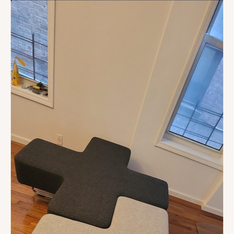 Allermuir Jaks Criss Cross Seating islands - image-2