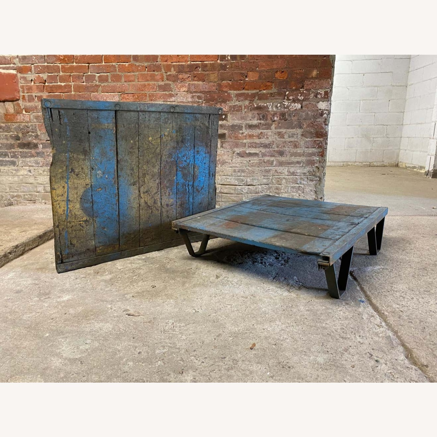 Industrial Palettes, a Pair - image-5
