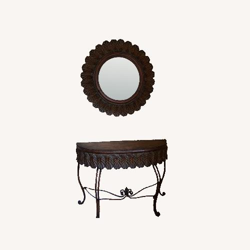 Used Rustic Mirror Set for sale on AptDeco