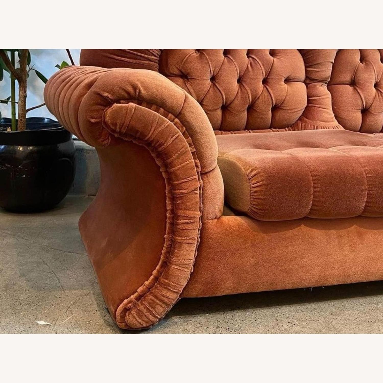 Vintage Velvet Couch - image-3
