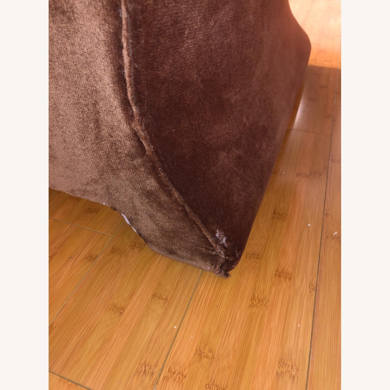 Vintage Velvet Couch - image-6