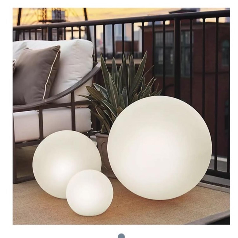 Ballard Designs Medium LED Outdoor Light - image-3