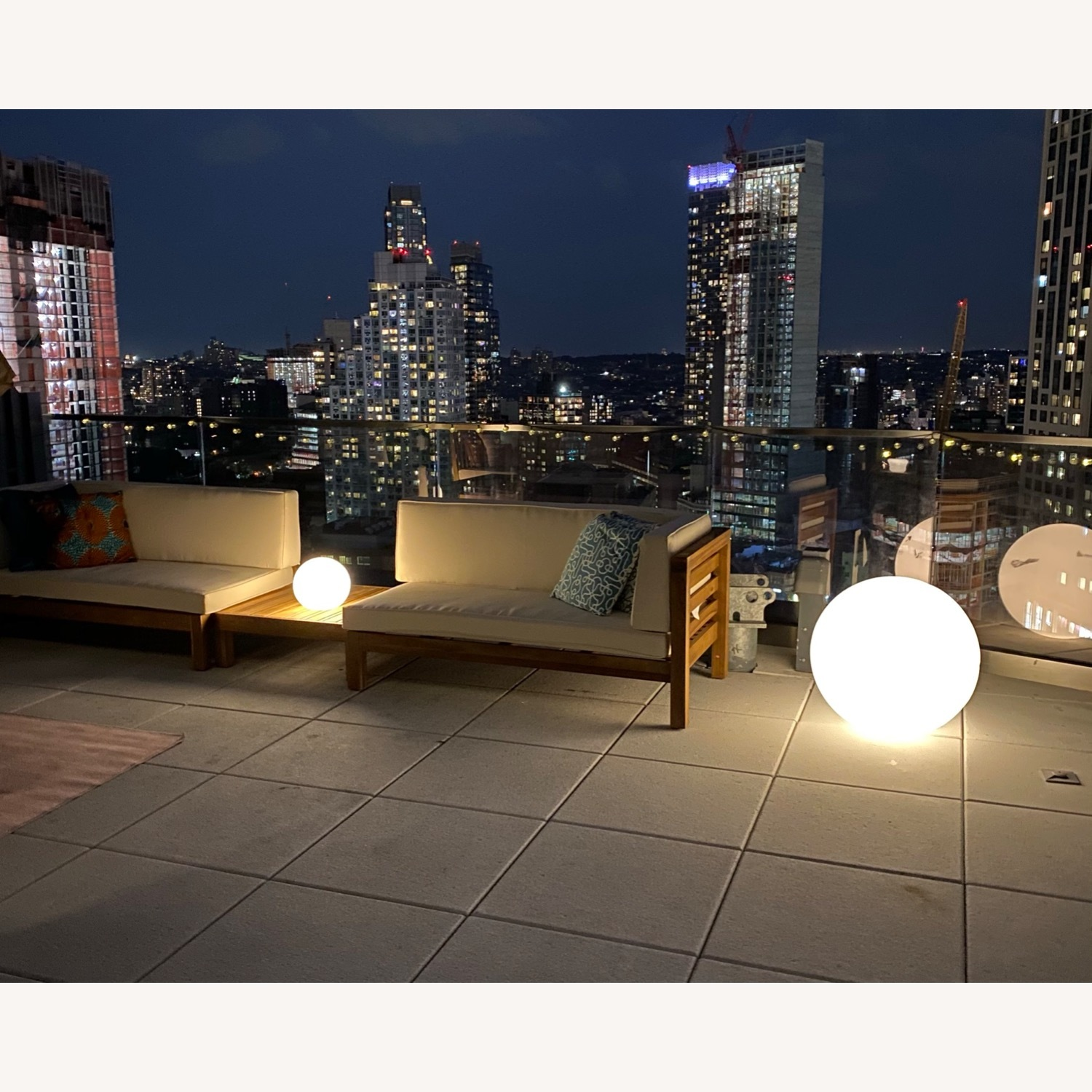 Balled Designs small LED Outdoor Light - image-1