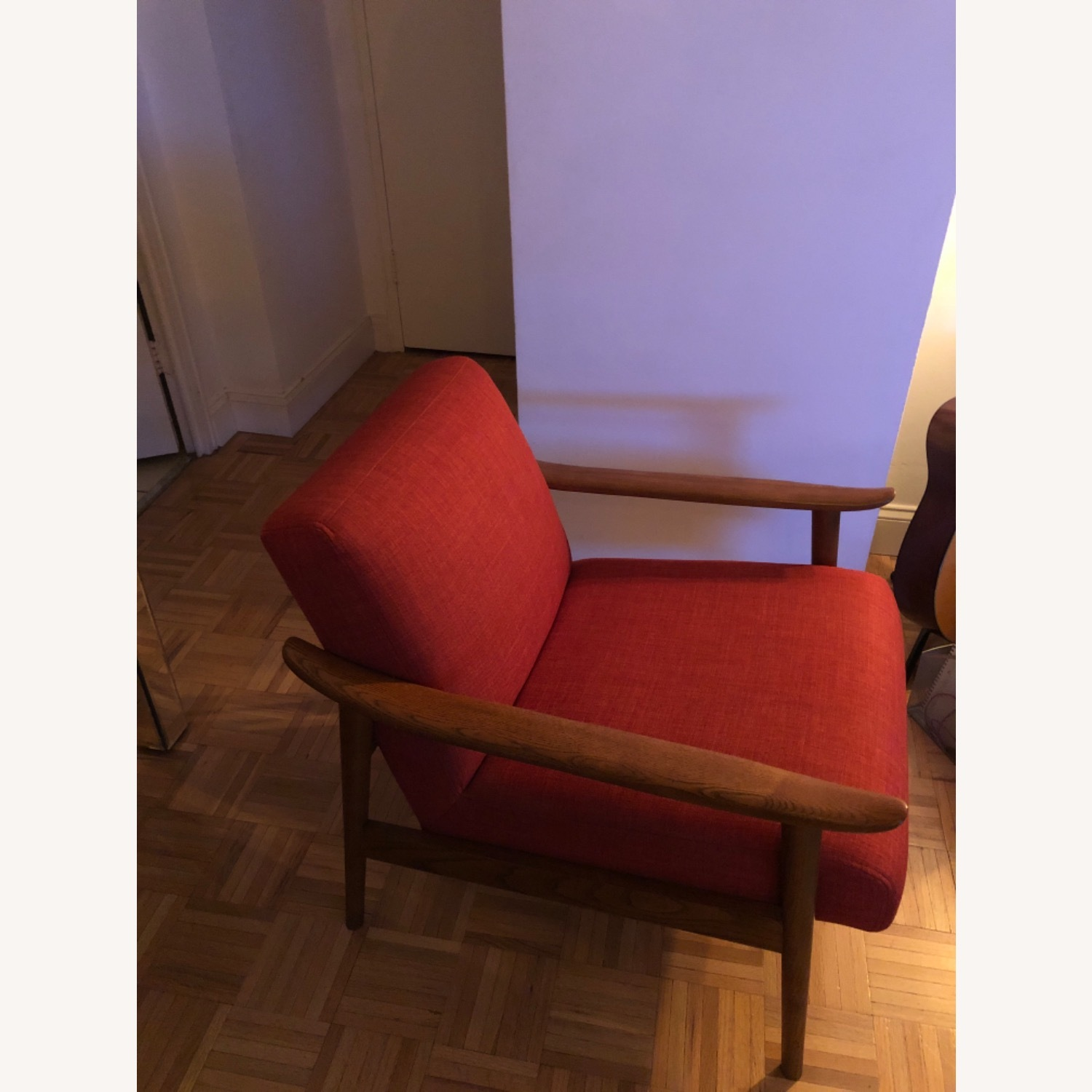 West Elm Mid Century Show Wood Chair - image-2