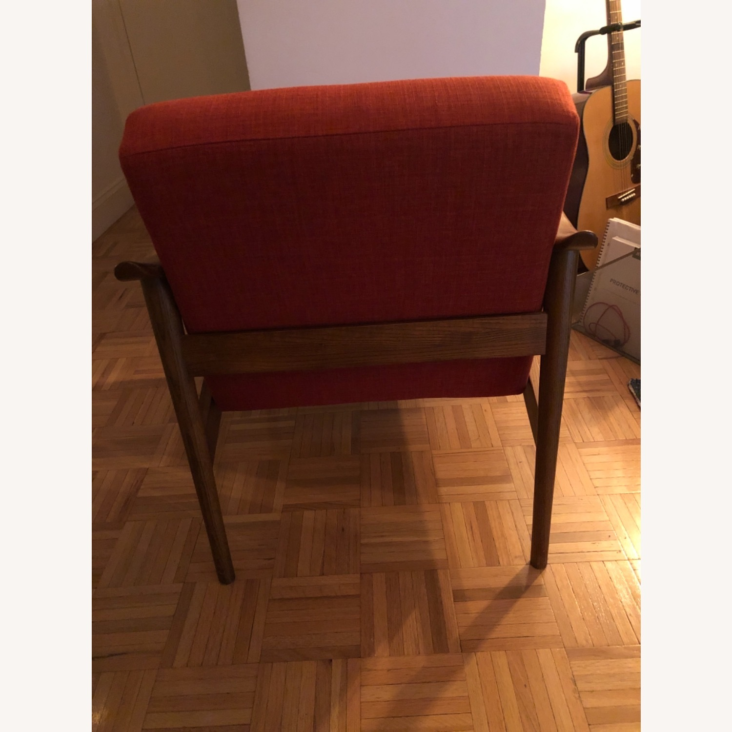 West Elm Mid Century Show Wood Chair - image-3